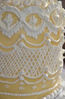 Mini Anniversary Cake