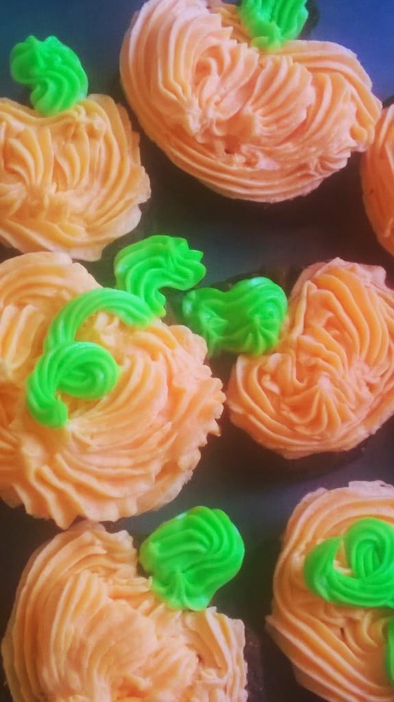 #Brownie #Pumpkins!